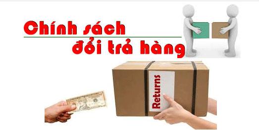 Chính sách đổi/trả hàng